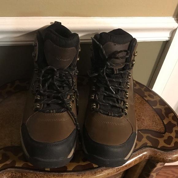 Mens Eddie Bauer Waterproof Boots
